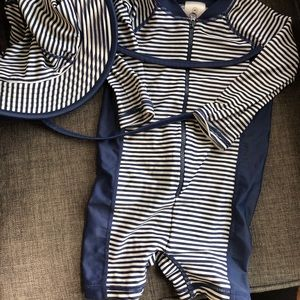 Hanna Andersson Boy Swim LIKE NEW SIZE 80